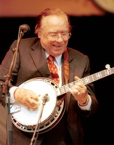 Earl Scruggs  - died at age 88 on March 28, 2012.