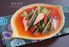 Baby Radish Kimchi