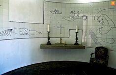 blog de decoração - Arquitrecos: Niemeyer e suas igrejas. Homenagem ao gênio.
