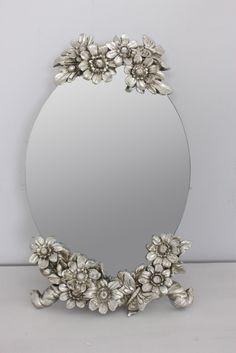 Vintage Mirror . . . Love this!