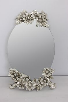 Vintage Mirror . . . Love this!