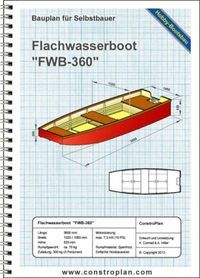 Bauplan Flachwasserboot – Hobbies paining body for kids and adult Plywood Boat Plans, Wooden Boat Plans, Wooden Boat Building, Boat Building Plans, Tracker Boats, Boat Engine, Boat Projects, Small Woodworking Projects, Diy Boat