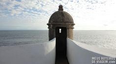 Forte de Santo Antônio da Barra - Salvador, Bahia