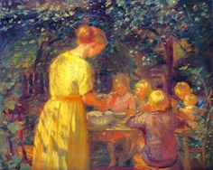 Anna Ancher | Skagen painter | Tutt'Art@ | Pittura * Scultura * Poesia * Musica |