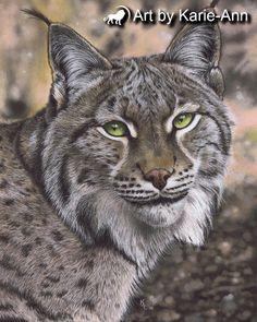 a167a1fee91d 20 best Big Cat Wildlife Art images in 2019 | Wildlife art, Pastel ...