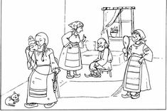 Early Education, Romania, Activities For Kids, Kindergarten, Babe, Preschool, Folk, Embroidery, 1 Decembrie