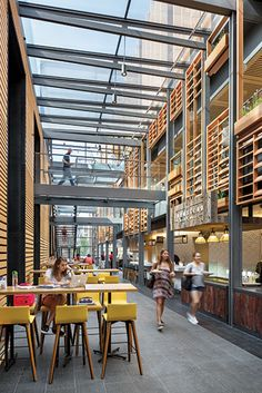 Duke University's West Campus Union. Grimshaw Architects.