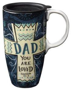 Dad, Latte Mug