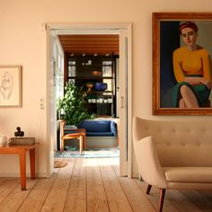 Maybe just move in to the home of Finn Juhl?
