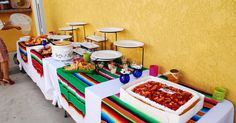 MKR Creations: Mexican Fiesta Bridal Shower