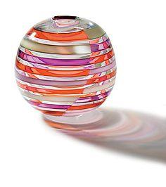 """Globe Licorice Stick Vase"""