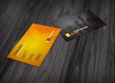 Construction Company Corporate Identity by Tugrul Ozmen