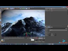 Camera Mapping Cenima 4D and Nuke By YAHYA FILAL