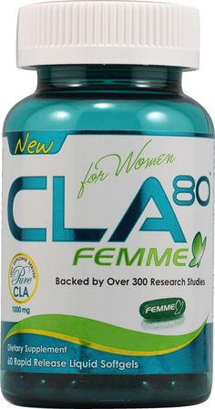 ALLMAX Nutrition CLA80 Femme™