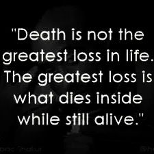 Death isn't the end