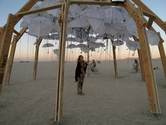 A Change of Heart: A Tale of #Burning Man - This Battered Suitcase  #burningman #festival #festivalgoers