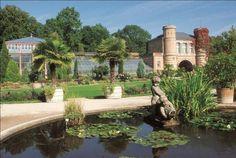 Botanical Garden, Karlsruhe, Germany
