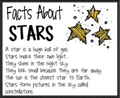 Moon Facts For Kids Homework Clip - image 7