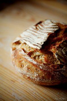 Moja kuchyňa: Dokonalý domáci chlieb Salty Snacks, Russian Recipes, How To Make Bread, Bread Baking, Nom Nom, Sandwiches, Cooking Recipes, Food And Drink, Pizza