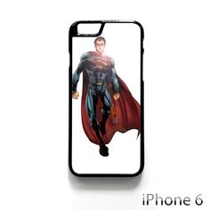 Henry cavill superman AR for iPhone 4/4S/5/5C/5S/6/6 plus phonecase