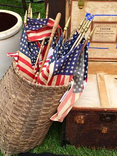 A Basket of American