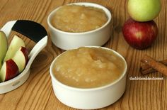 Apple picking season is amongst us. Use those apples by making Easy Homemade Applesauce made with 4 ingredients!