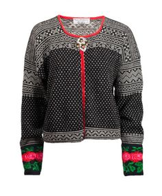 Setesdal Husflid Norwegian Knitting, Fair Isle Pattern, Knitting Patterns, Knitting Ideas, Bunt, Mantel, Needlework, Knit Crochet, Embroidery