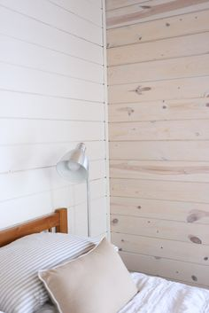 This Mama's Dance, How To Whitewash Pine Walls