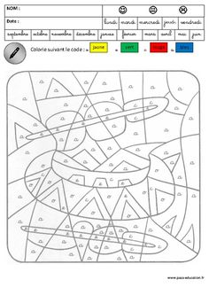 Home Decorating Style 2020 for Coloriage Magique Lettres Cursives, you can see Coloriage Magique Lettres Cursives and more pictures for Home Interior Designing 2020 at Coloriage Kids. Maternelle Grande Section, Learn French, Alphabet, Homeschool, Learning, Unique, Pass Education, Cycle 2, Worksheets