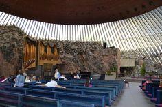 Iglesia en Finlandia