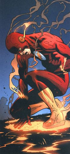 Flash by Doug Mahnke