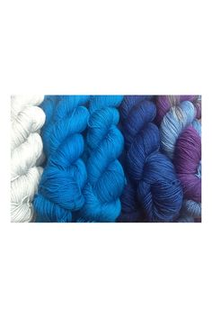 #debonnaire yarns Hand dyed sock yarns
