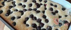 Recept Jogurtovo- třešňový koláček bez vajec, připravený je hned! Thing 1, Pancakes, Cookies, Breakfast, Cakes, Mudpie, Crack Crackers, Crepes, Griddle Cakes