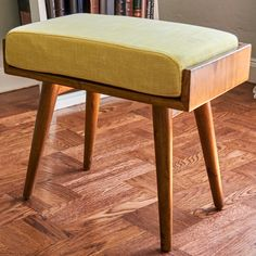 Possible piano bench for the boy. Intimate, comfortable, and unique, the Aurora Upholstered Seat from Porthos Home… Barbie Furniture, Cool Furniture, Living Room Furniture, Modern Furniture, Furniture Design, Online Furniture, Furniture Outlet, Rustic Furniture, Furniture Ideas
