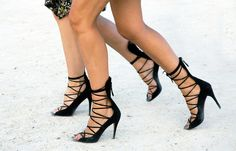 what i want on my feet for spring