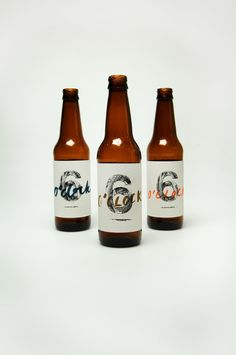Label / Six O'Clock Beer Co. Teresa Sweeney
