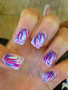 Awesome nails (: my next nails!!!!!