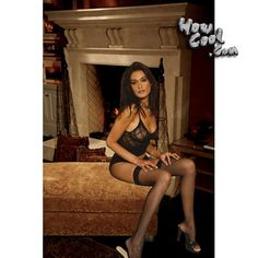 Women's Thigh High Fishnet Stockings