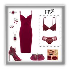 """""""PPZ"""" by destinystarr772 ❤ liked on Polyvore featuring Casadei, Volum, Lord & Taylor, Ross-Simons, Sephora Collection and PPZ"""