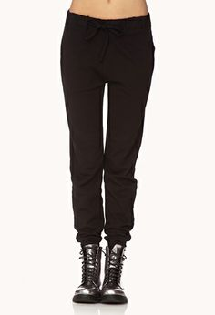 Lounge Easy Sweatpants | FOREVER21 - 2000111807.                PLEASE!!!!!