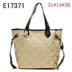 Coach New Julia OP Art Embossed Leather Tote Apricot 2983 is on promation, don't loss the chance.