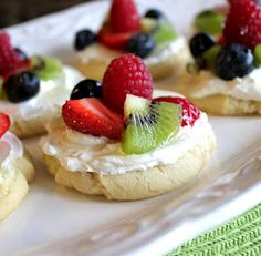 Jamie Cooks It Up!: Fruit Tart Cookies