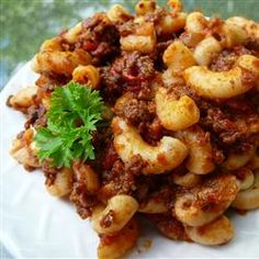 Classic Goulash Allrecipes.com Made this tonight---easy and delicious comfort food!