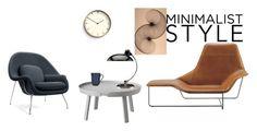 """minimalist makeover"" by amelie-sortehund ❤ liked on Polyvore featuring interior, interiors, interior design, home, home decor, interior decorating, Rove Concepts, Zanotta, Newgate and Muuto"