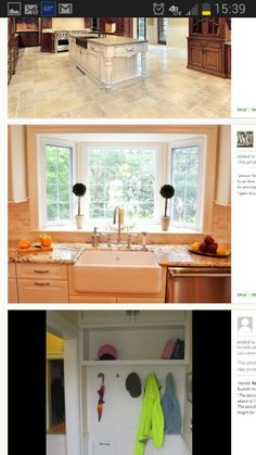 love the bay window over sink