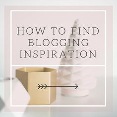 How To Find Blogging