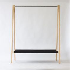 Stir Rack by KROFT. Available now for retail stores and homeowners. Tags: Modern Clothing Rack, Modern Clothes Rack, Retail Design, Pop Up Store, Retail Fixture, Clothing Storage