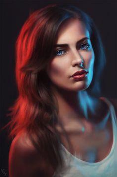 ArtStation - Illusive, Angel Ganev