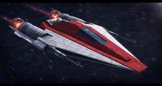 Star Wars Kuat Systems Eta-4 Interceptor by AdamKop on DeviantArt