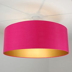 Oversize Pick N Mix Ceiling Shade 25 Colours